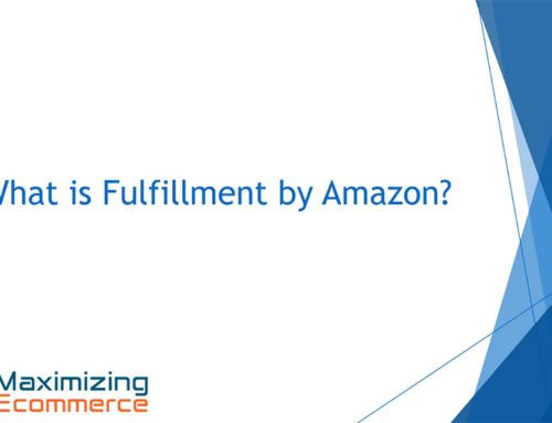 Why Fulfillment by Amazon Might Be the Best Opportunity to Start In Ecommmerce