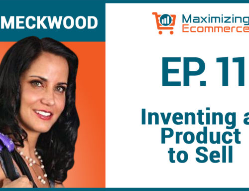 A Look Inside the Product Development Process w/ Inventor & 5-Minute Pitch Winner, Kimberly Meckwood Ep # 11