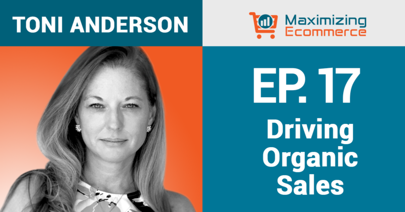 How to Use Content Creation to Drive Your sales with Toni Anderson