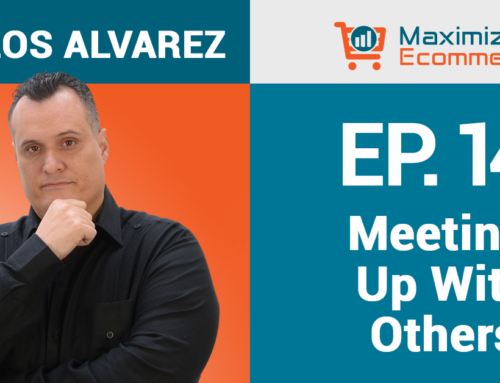 How to Use Meetup Groups as an innovative Marketing Tool with Carlos Alvarez, Ep #14