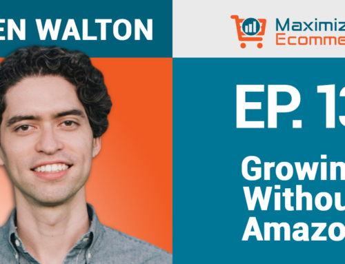 Building an Online Business—That's Not on Amazon, with Allen Walton Ep #13