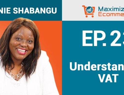 Selling on Amazon in Europe: Understanding Value Added Tax (VAT) with Melanie Shabangu, Ep #23