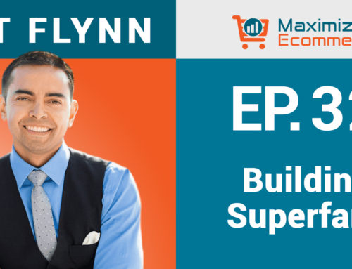 How Pat Flynn Launched His First Ecommerce Product Using Superfans and Influencers, Ep# 32