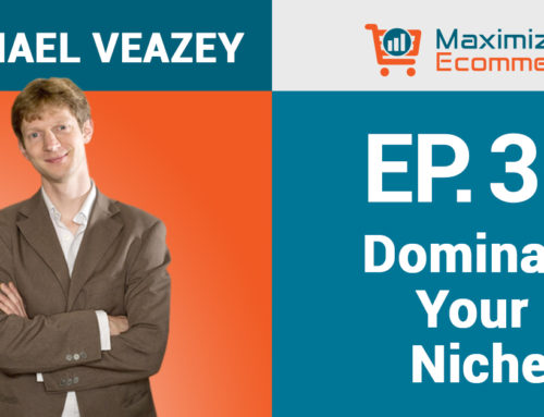 British Perspective on Dominating on Amazon in the US and UK with Michael Veazey, Ep #36