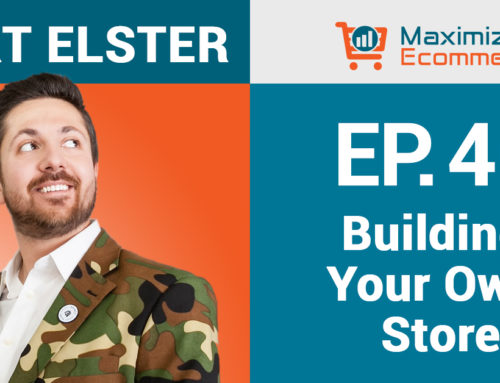 Growing Your Own Store on Shopify with Kurt Elster, Ep #40