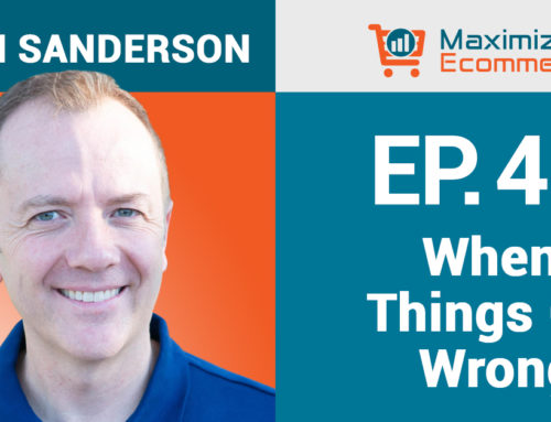 What to Do When Things Go Wrong (and it feels like a failure), Ep #45
