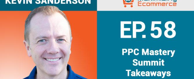 Kevin Sanderson - Maximizing Ecommerce