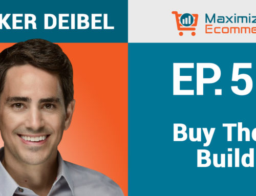 Buying Other Businesses to Build Yours with Walker Deibel, Ep #59