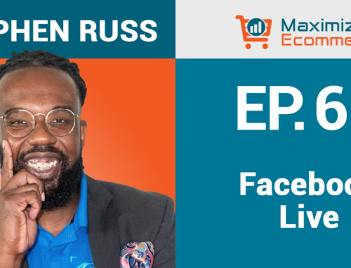 "Gaining the Attention of Future Customers Using Facebook Live with Stephen ""Live"" Russ, Ep #63"