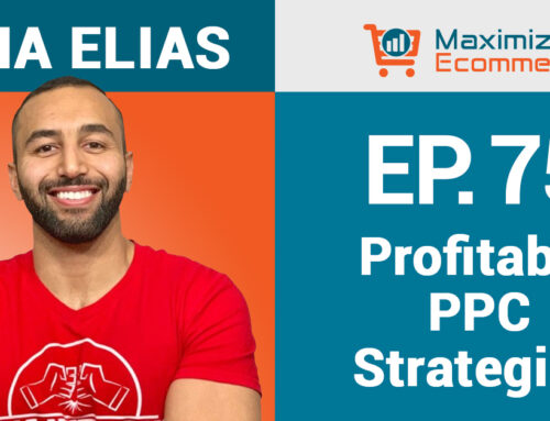Selling Supplements on Amazon and Unique PPC Strategies with Mina Elias, Ep #75