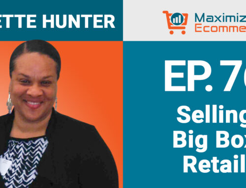 Starting in Big Box Retail Stores, Then Going Online with Nanette Hunter, Ep #76