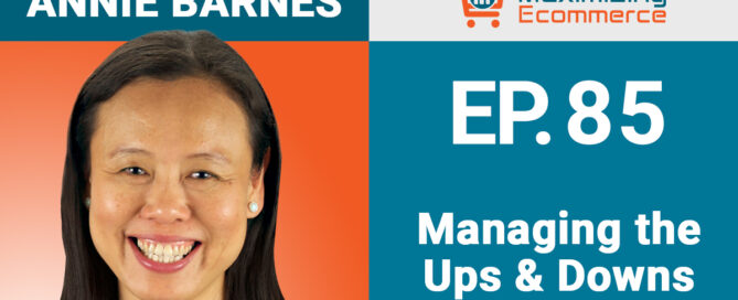 Annie Barnes - Maximizing Ecommerce