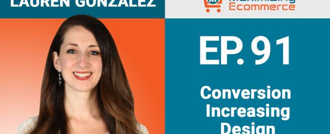 Lauren Gonzalez - Maximizing Ecommerce