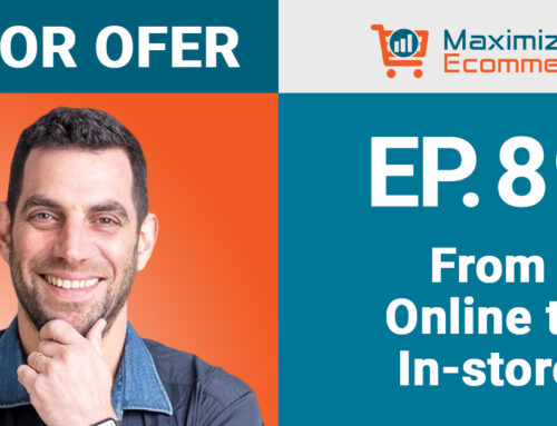 Taking Your Brand Into Stores with Talor Ofer, Ep #89