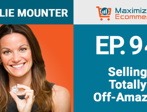 Crushing It Off Amazon with Natalie Mounter, Ep #94