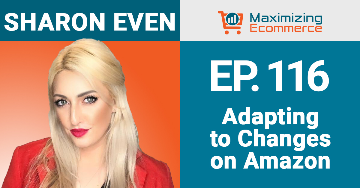 Sharon Even - Maximizing Ecommerce