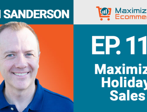 7 Tips for Preparing for Q4 and Maximizing Holiday Sales on Amazon, Ep #118